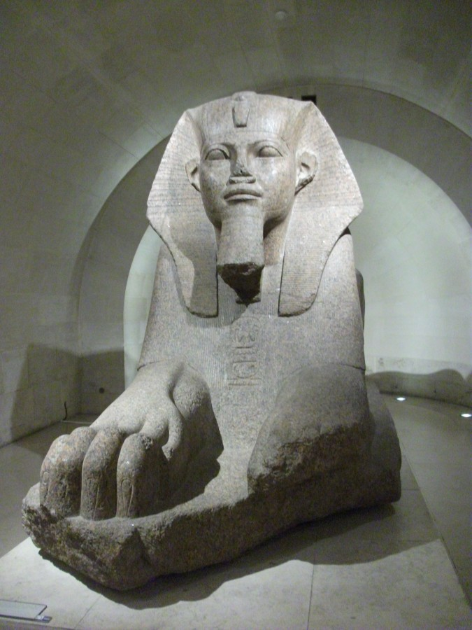 The Grand Sphinx