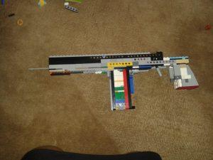 lego rifle