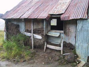 shack house